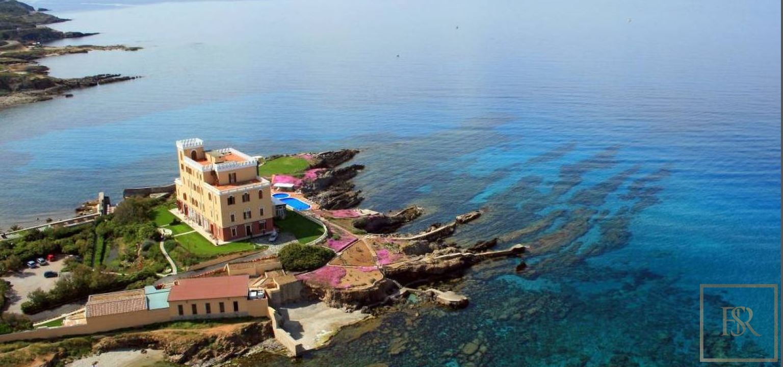 1880 House - Sardinia Alghero, Italy for sale For Super Rich