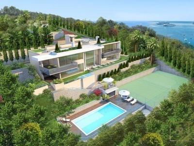 Villa Exceptional View Saint-Jean-Cap-Ferrat, French Riviera Fr832 for sale For Super Rich