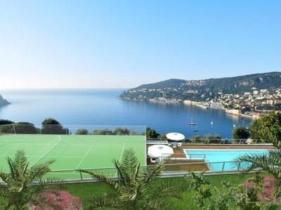 Villa Exceptional View Saint-Jean-Cap-Ferrat, French Riviera available for sale For Super Rich