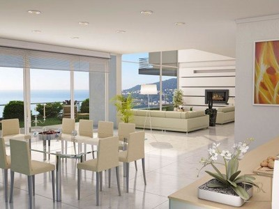 For super rich ultra luxury real estate properties homes, most expensive houses, buy unique penthouse apartment and ultimate villa in Saint-Jean-Cap-Ferrat France for sale French riviera