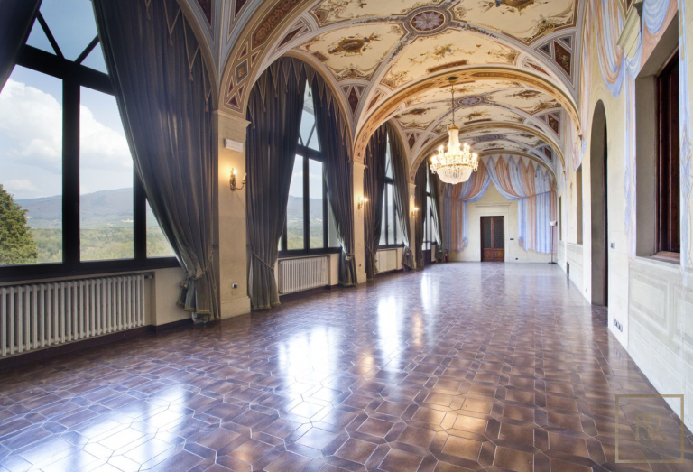 1427 Castle Tuscany - Florence, Italy properties for sale For Super Rich