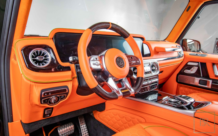 2020 Mercedes Brabus photo for sale For Super Rich