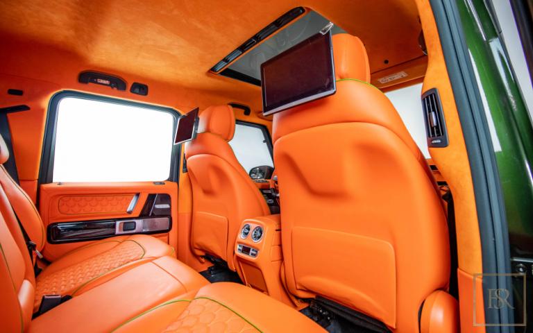 2020 Mercedes Brabus supercar for sale For Super Rich