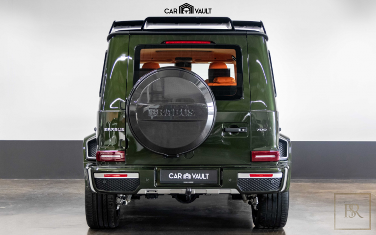 2020 Mercedes Brabus 4X4 for sale For Super Rich