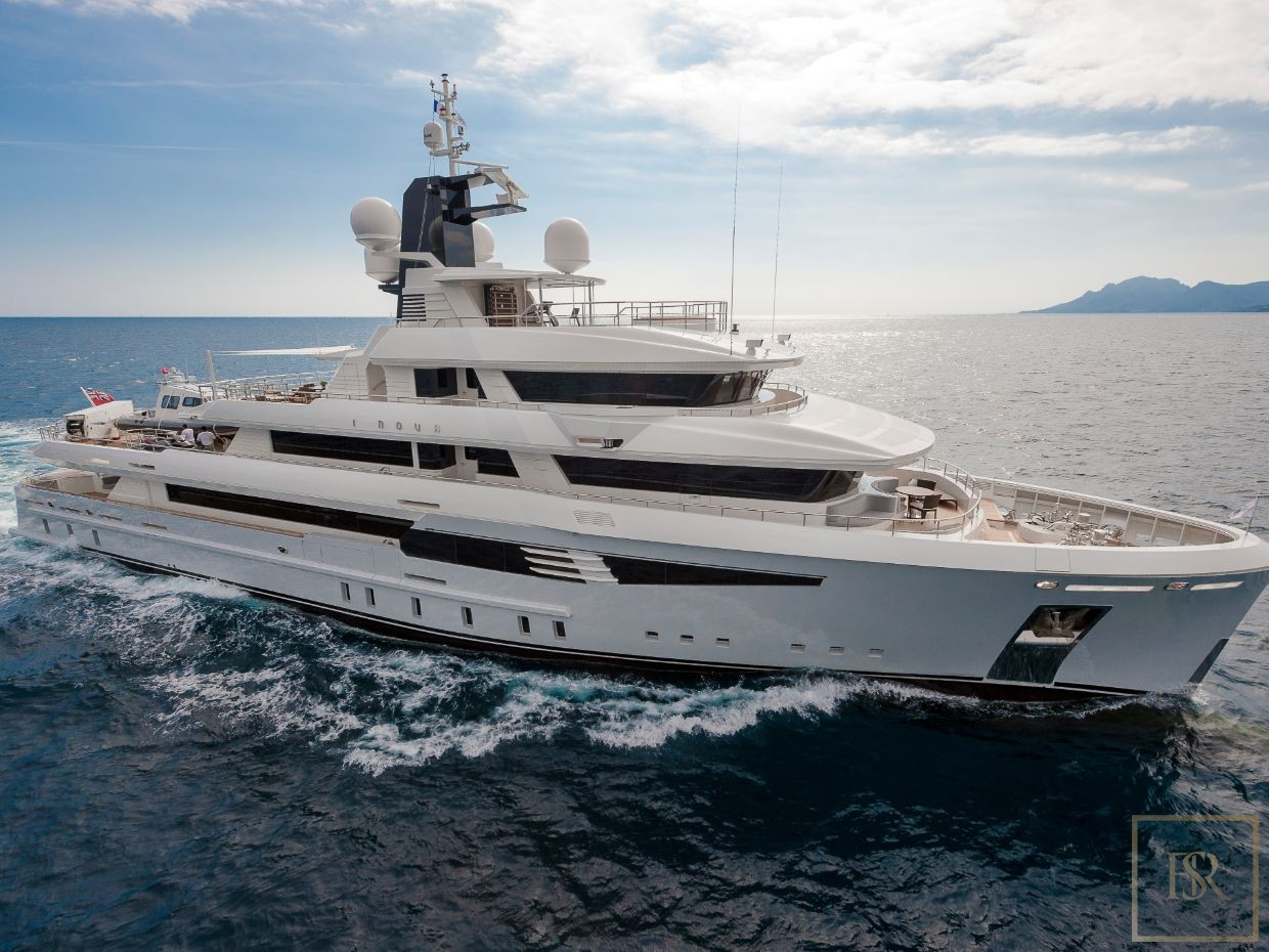 2013 Cosmo Explorer 49M 49 Meters for sale For Super Rich