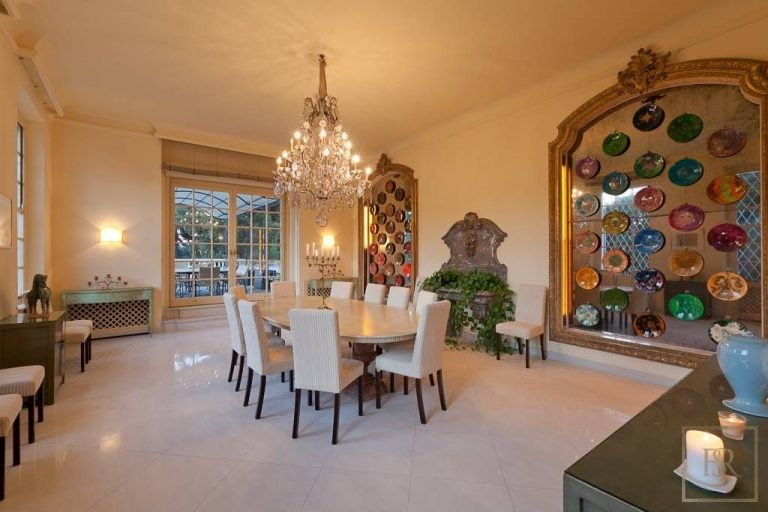 House 1300 m2 9 BR Heart - Cap d'Antibes, French Riviera  vacation rental For Super Rich