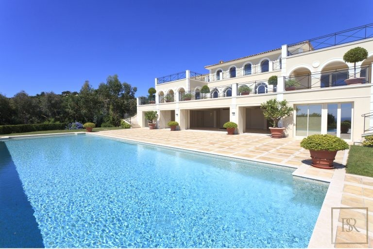 Villa Colonial New 860 m2 9 BR - Cannes, French Riviera available rental For Super Rich