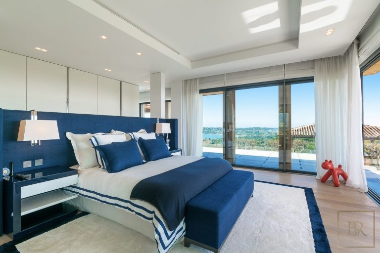 For super rich very expensive villas Saint-Tropez France for rent holiday French riviera
