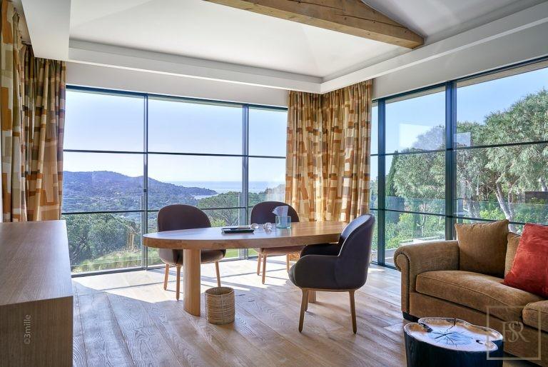 Villa Park & Sea View 11 BR - La Croix-Valmer, French Riviera top rental For Super Rich