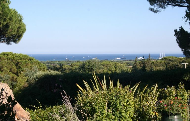 Villa Vineyards & Sea Views - Ramatuelle, French Riviera Used for sale For Super Rich