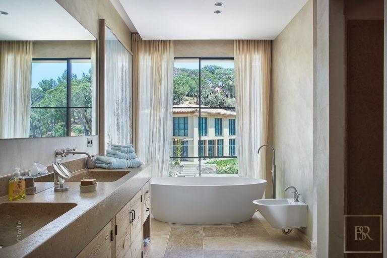 Villa Park & Sea View 11 BR - La Croix-Valmer, French Riviera real estate rental For Super Rich