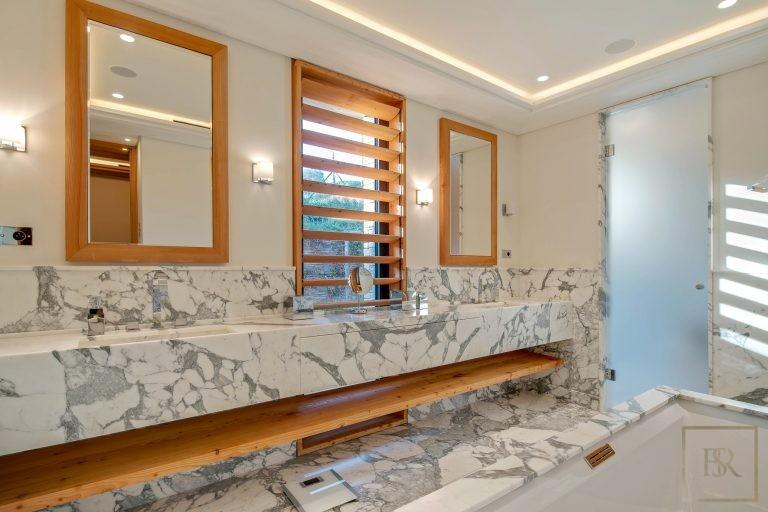 Villa Modern 9 BR - Saint-Tropez, French Riviera real estate rental For Super Rich