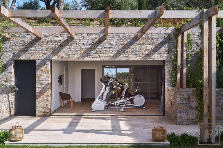 Villa Park & Sea View 11 BR - La Croix-Valmer, French Riviera luxury rental For Super Rich