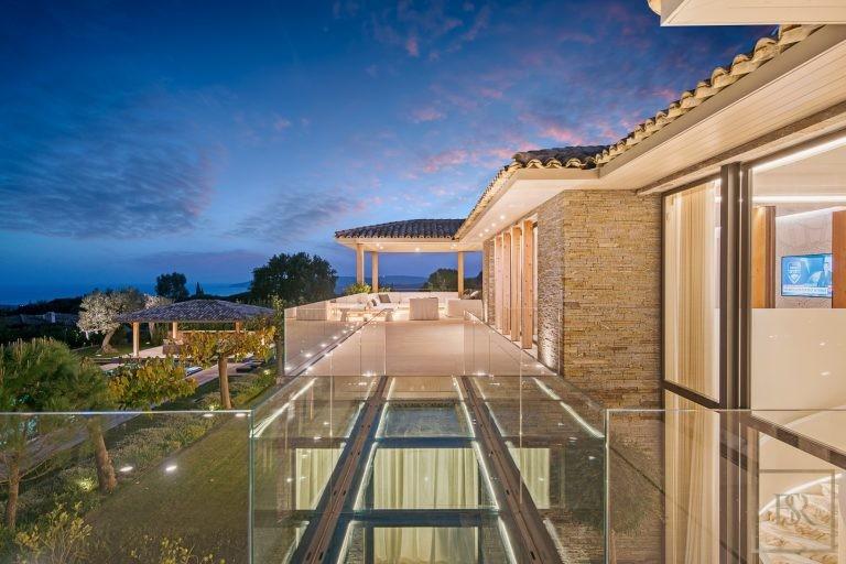 Villa Modern 9 BR - Saint-Tropez, French Riviera expensive rental For Super Rich