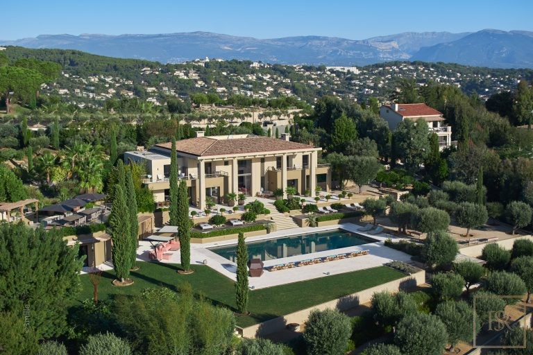 Villa, Vallauris - French Riviera