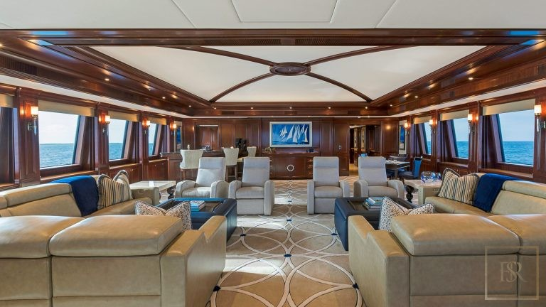 Luxury mega yachts for sale for super rich