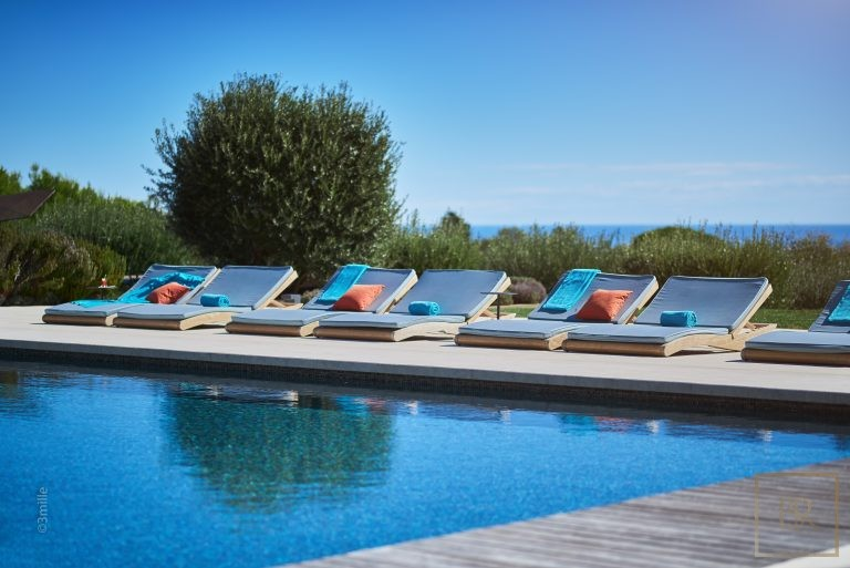 Villa Sea Views 8 BR - Vallauris, French Riviera available rental For Super Rich