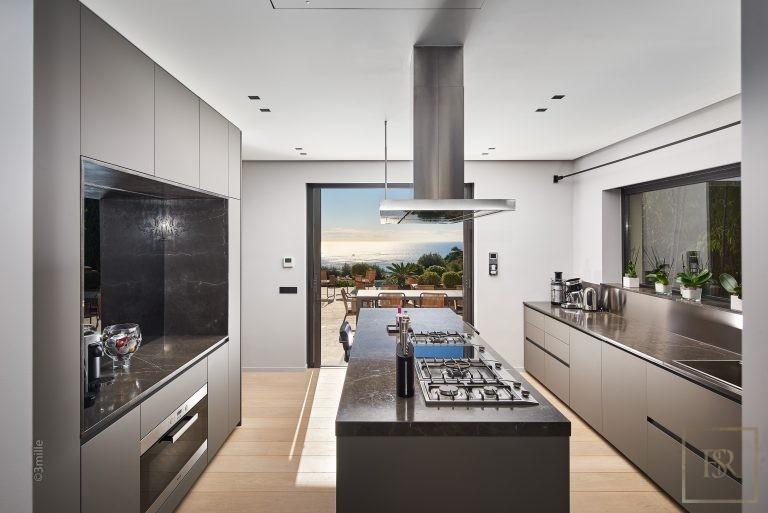 Villa Sea Views 8 BR - Vallauris, French Riviera price rental For Super Rich
