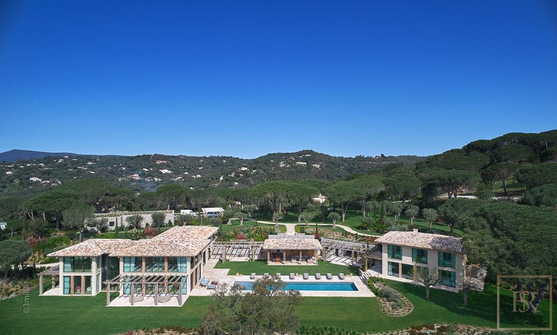 Villa Park & Sea View 11 BR - La Croix-Valmer, French Riviera rental For Super Rich