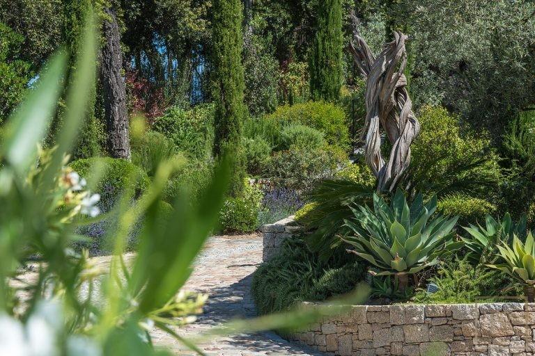 Villa Best View Gulf St-Tropez 6 BR - Grimaud, French Riviera image rental For Super Rich