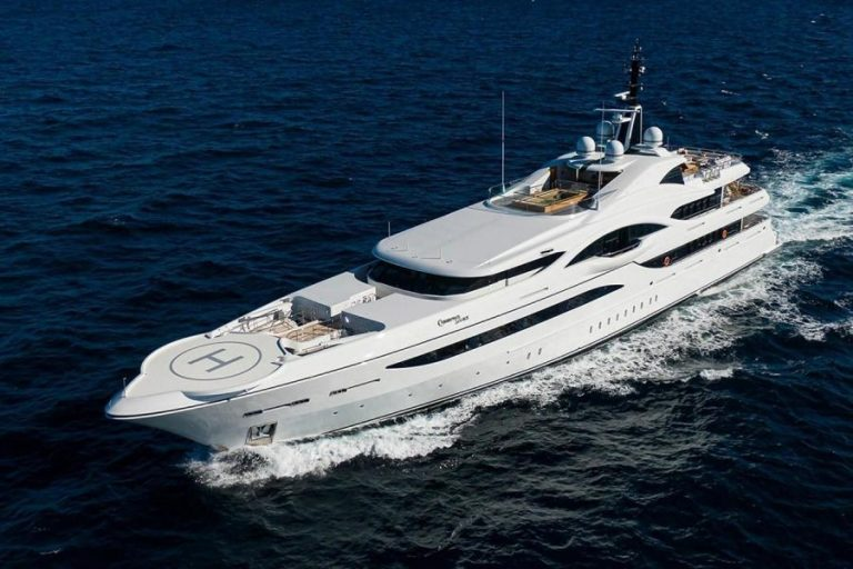Turquoise Yachts, QUANTUM OF SOLACE 238 (Feets)