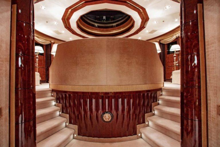 2010 Benetti AQUARIUM 203 Feets best for sale For Super Rich