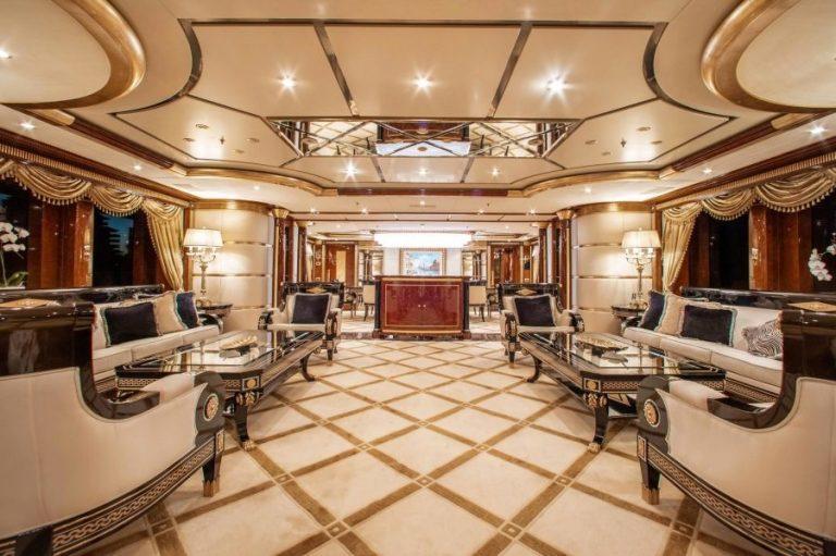 2010 Benetti AQUARIUM 203 Feets yacht for sale For Super Rich