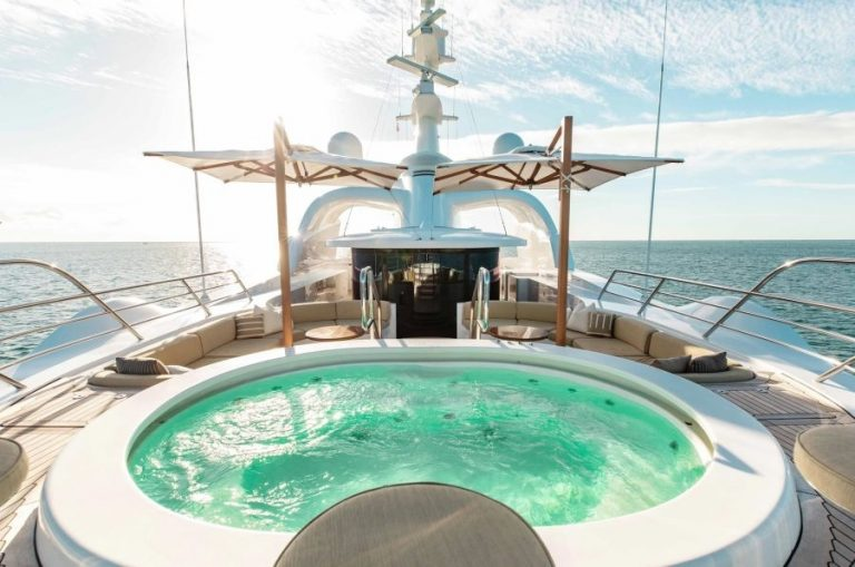 2010 Benetti 203 Feets for sale For Super Rich