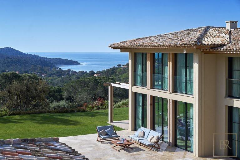 Villa Park & Sea View 11 BR - La Croix-Valmer, French Riviera Park & Sea View  rental For Super Rich
