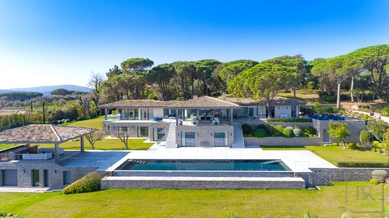 Villa, Saint-Tropez - French Riviera