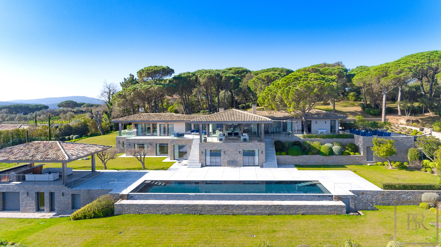 For super rich ultra luxury real estate properties homes, most expensive houses, rent unique penthouse apartment and ultimate villa in Saint-Tropez France for rent holiday French riviera