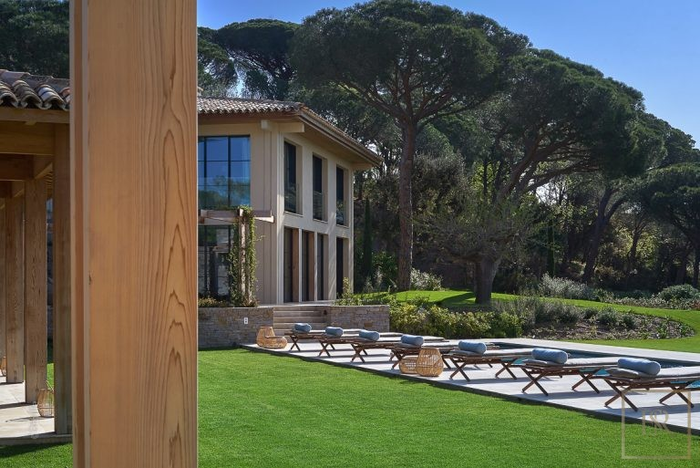 Ultra luxury property La Croix-Valmer France for rent holiday French riviera