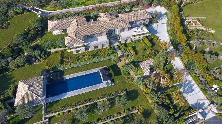 Villa Modern 9 BR - Saint-Tropez, French Riviera vacation rental For Super Rich