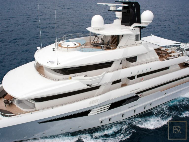 2013 Cosmo Explorer 49M 49 Meters Used for sale For Super Rich