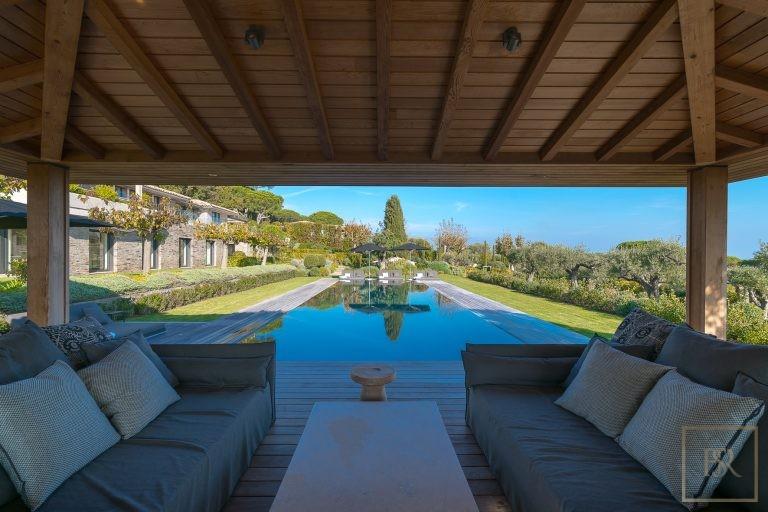 Villa Modern 9 BR - Saint-Tropez, French Riviera search rental For Super Rich