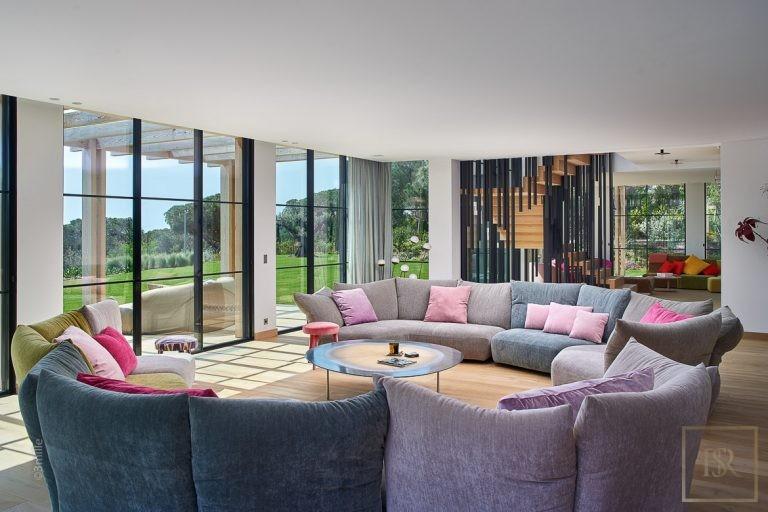 Villa Park & Sea View 11 BR - La Croix-Valmer, French Riviera property rental For Super Rich