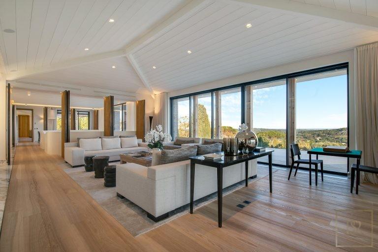 Villa Modern 9 BR - Saint-Tropez, French Riviera property rental For Super Rich