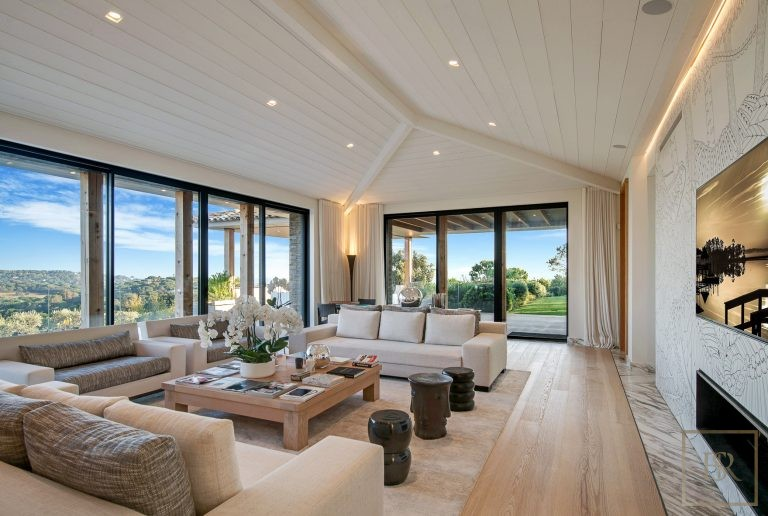 Villa Modern 9 BR - Saint-Tropez, French Riviera best rental For Super Rich