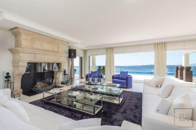 Villa Best View Gulf St-Tropez 6 BR - Grimaud, French Riviera value rental For Super Rich