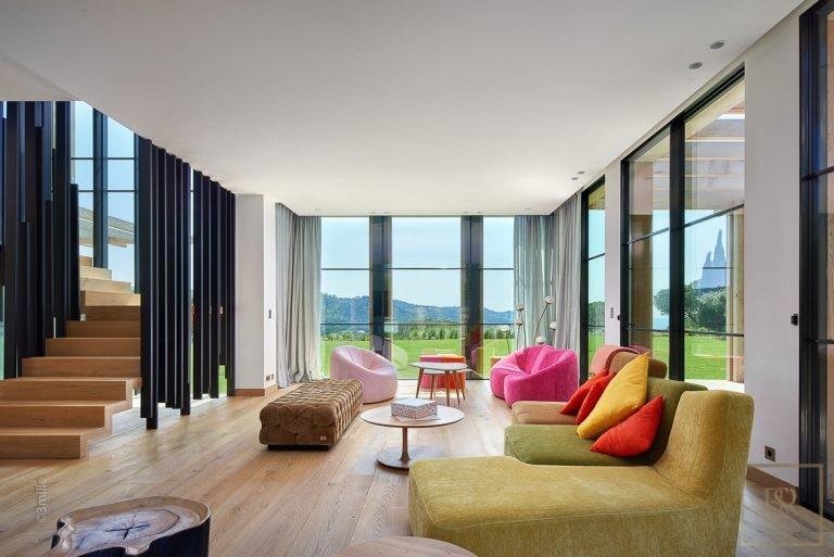 Villa Park & Sea View 11 BR - La Croix-Valmer, French Riviera price rental For Super Rich