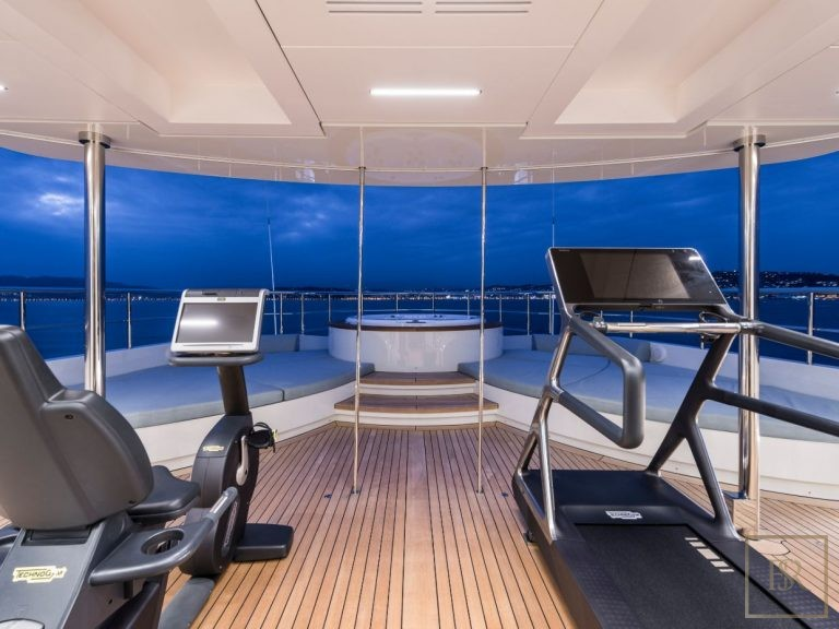 2013 Cosmo Explorer 49M 49 Meters value for sale For Super Rich