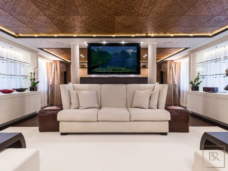 2013 Cosmo Explorer 49M 49 Meters motor yacht for sale For Super Rich