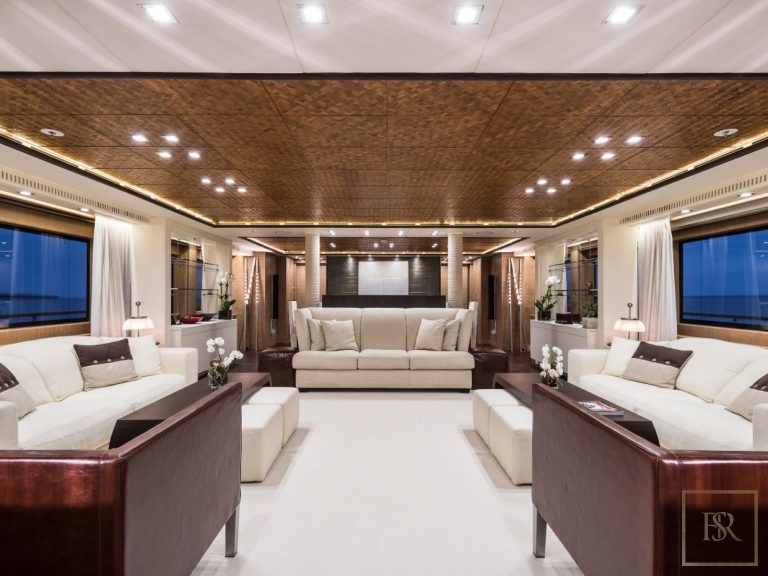2013 Cosmo Explorer 49M 49 Meters luxury for sale For Super Rich