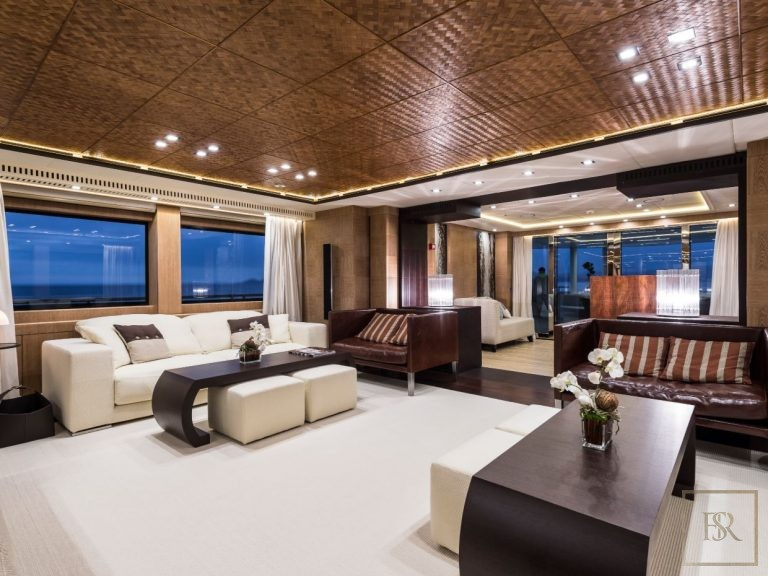 2013 Cosmo Explorer 49M 49 Meters available for sale For Super Rich