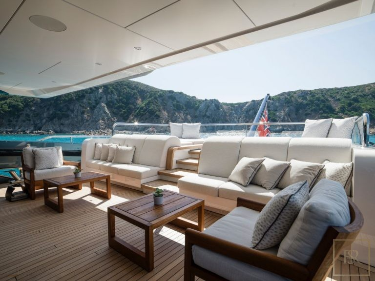 Heesen Yachts IRISHA 51 Meters search charter rental For Super Rich