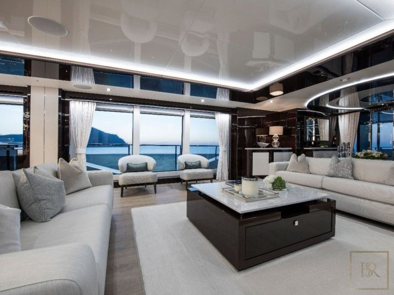 Sunseeker BERCO VOYAGER 40 Meters search charter rental For Super Rich