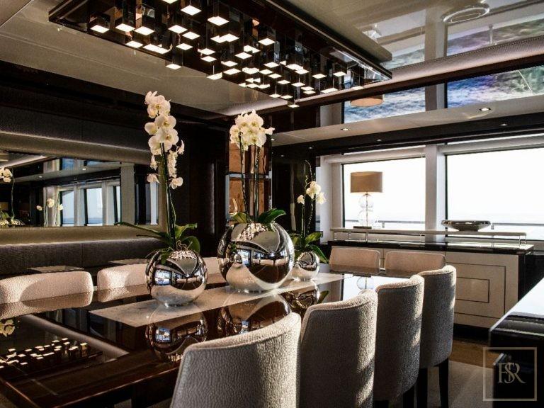 Sunseeker BERCO VOYAGER 40 Meters best charter rental For Super Rich