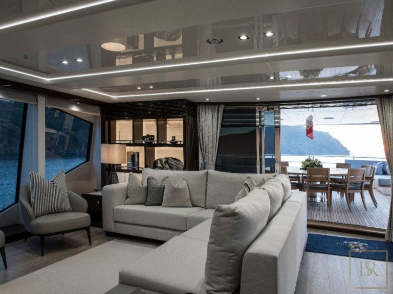 Sunseeker BERCO VOYAGER 40 Meters escape charter rental For Super Rich