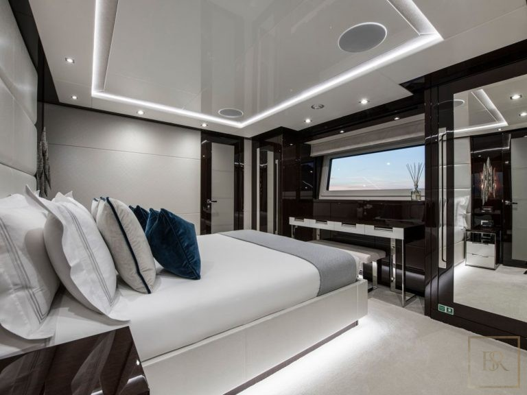 Sunseeker BERCO VOYAGER 40 Meters available charter rental For Super Rich