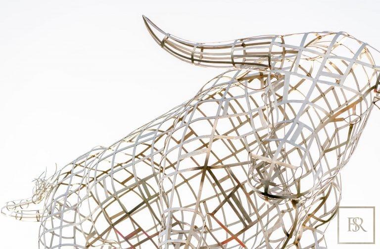 Art Sculpture KHAN - Mathieu Isabelle 60000 for sale For Super Rich